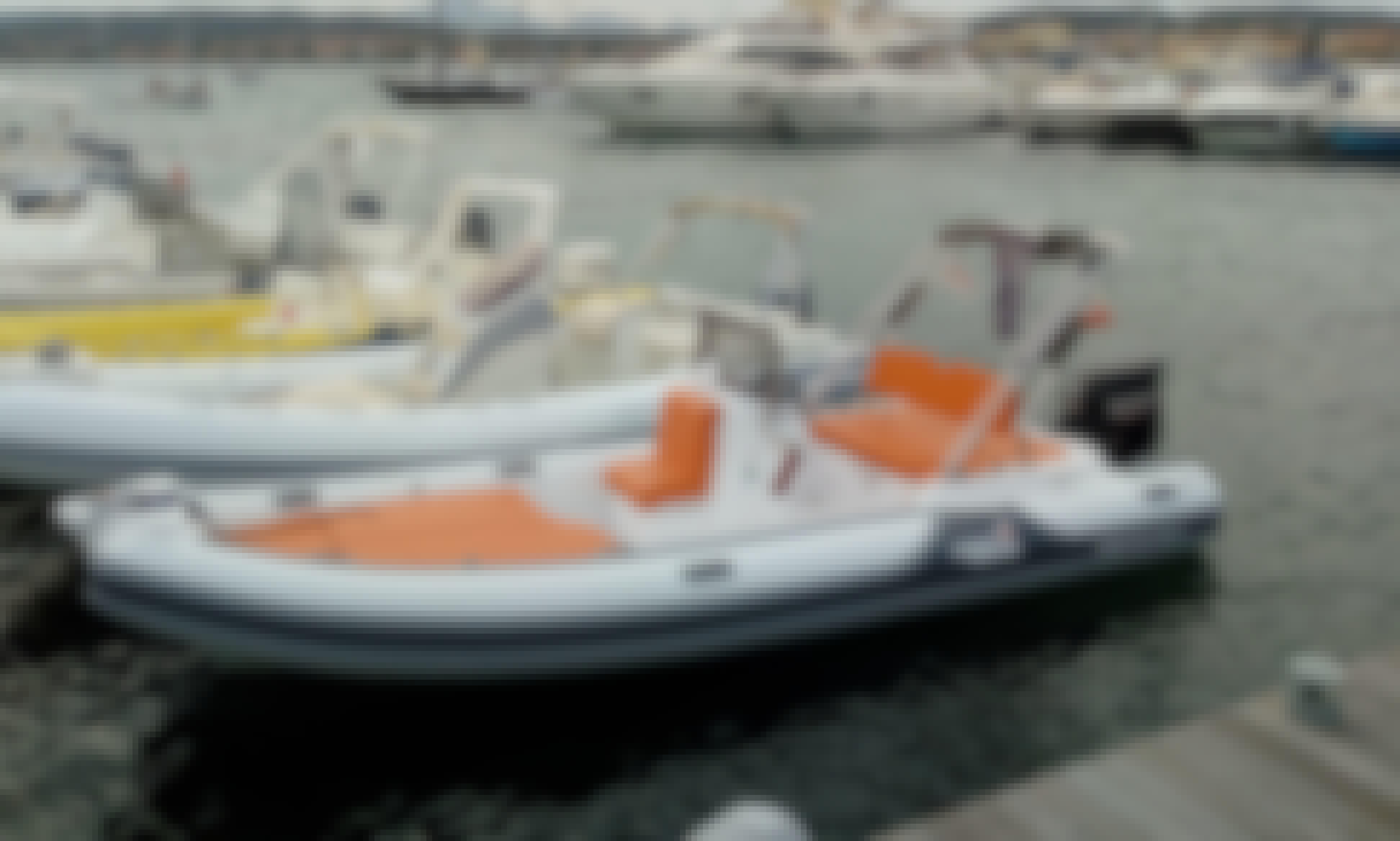 MVMarine 620 RIB Rental in Olbia, Sardegna