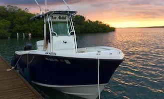 4-Hours Tarpon Fishing Trip for 2 People in Lajas, Puerto Rico!