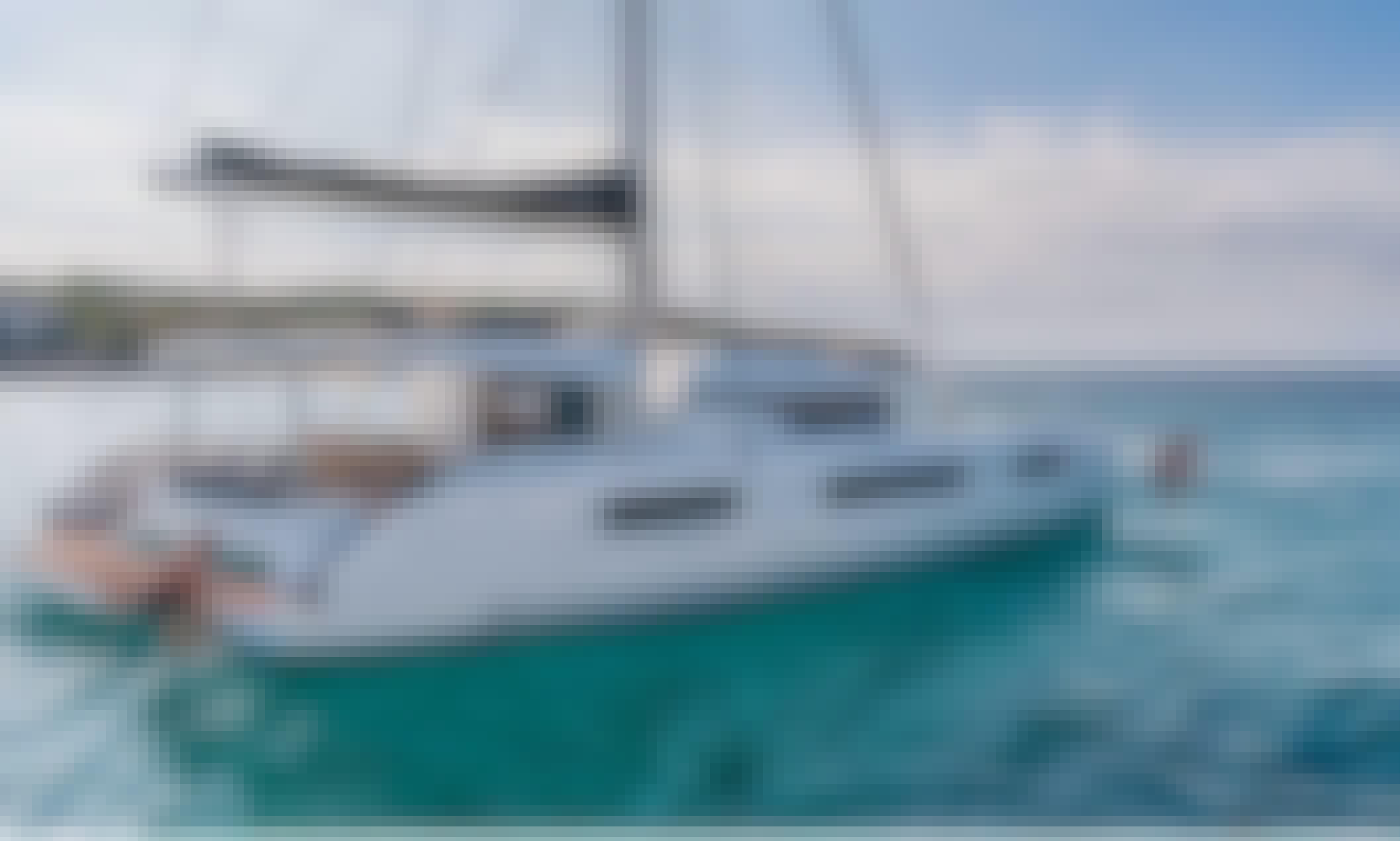 Lagoon 50 for 12 People in Tortola BVI