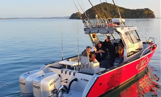 Discover Your Angling Skills, Go Fishing in Paihia, New Zealand