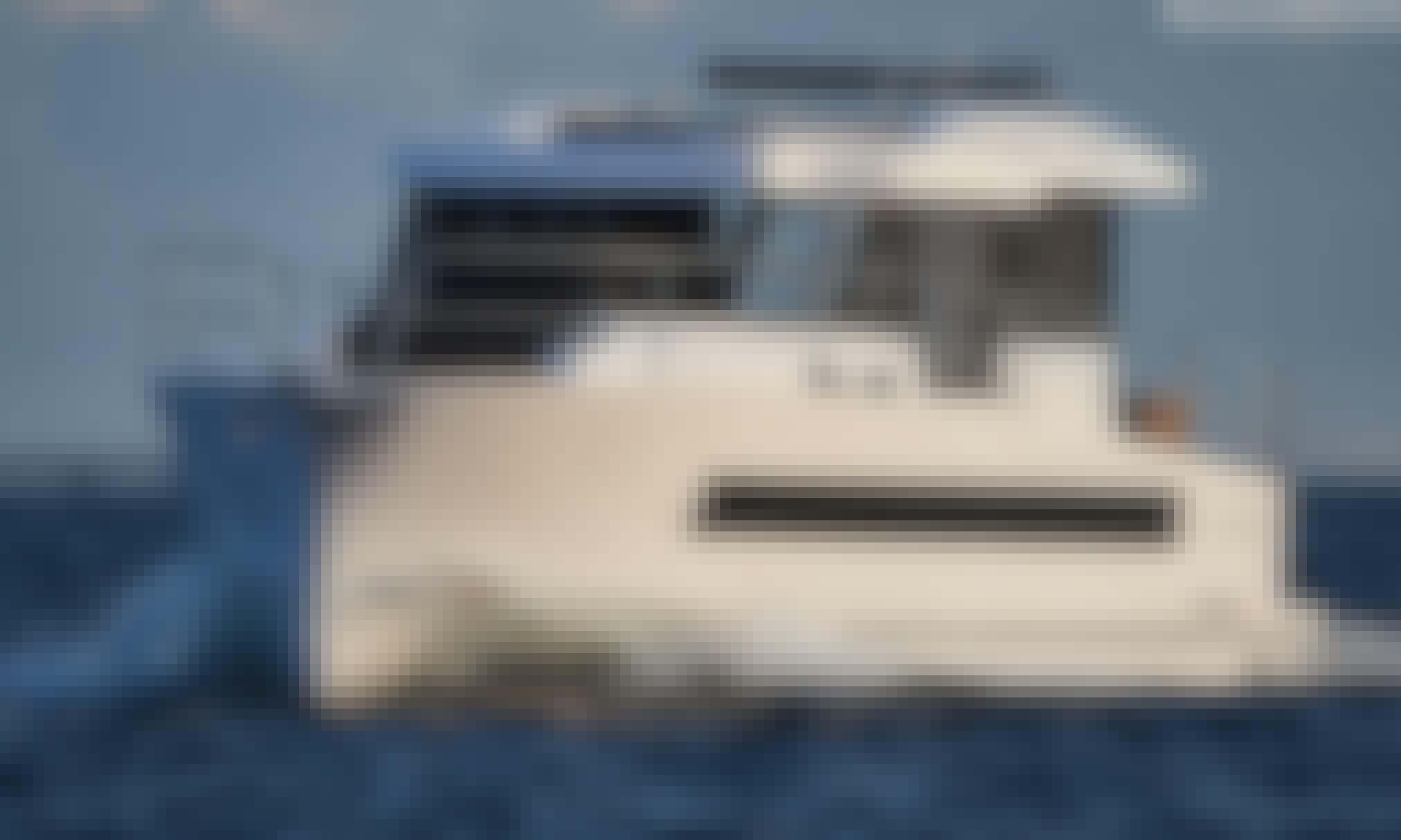 Motor Yacht Northman 1200 Elegance rental in Wilkasy, Poland