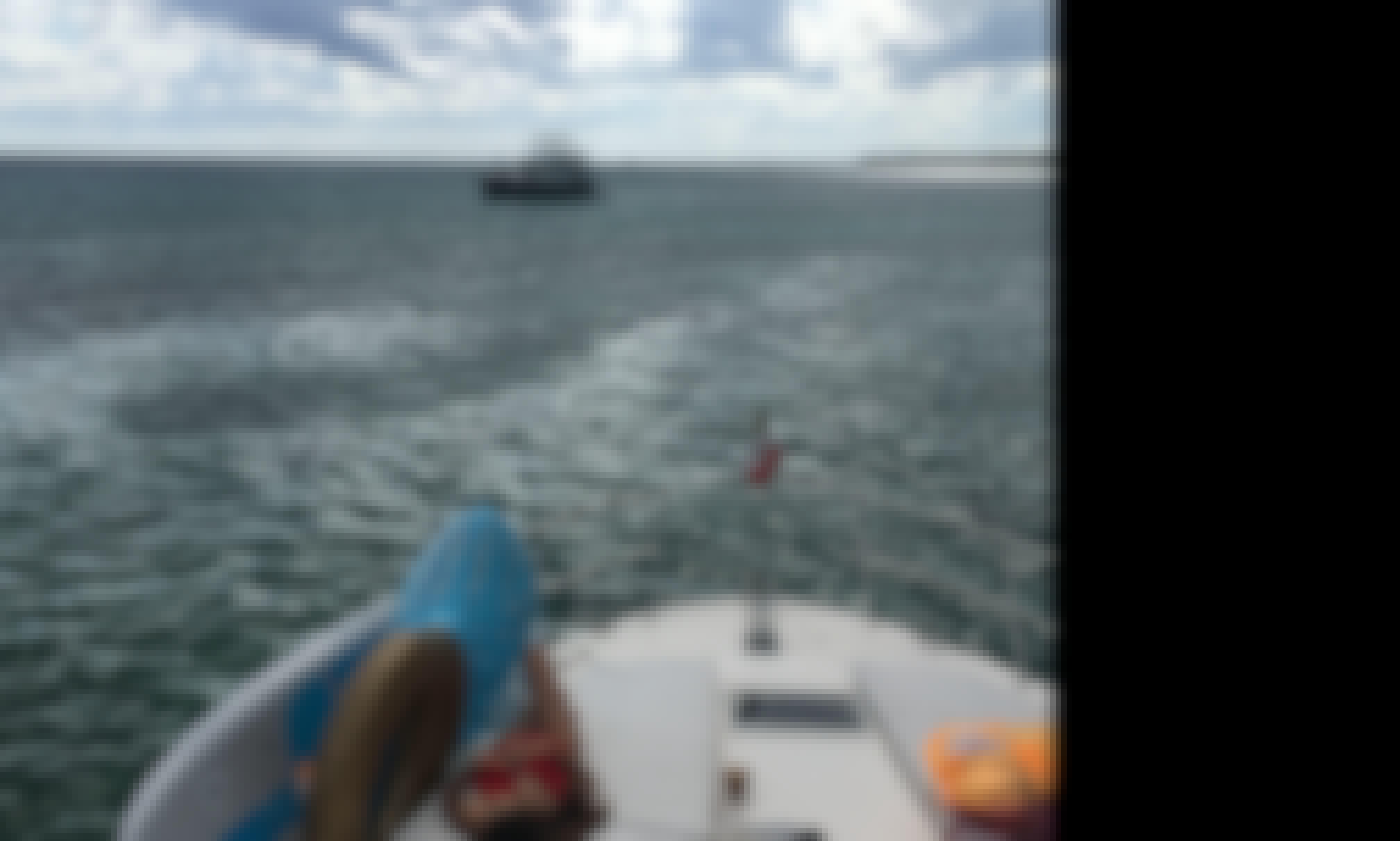 Beautiful Yacht - Searay 400 Sedan Bridge in Playa del Carmen