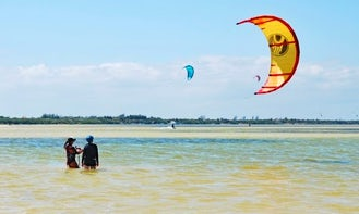 Book the 4 hours Beginner Basic Kitesurfing Course in Playa del Carmen, Quintana Roo