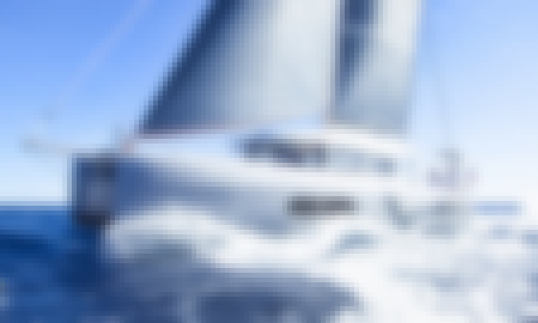 Skippered Charter on 38ft Catamaran in Gold Coast, Australia