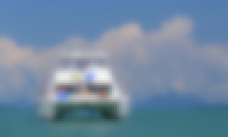 51' Leopard Power Catamaran in Tambon Mai Khao, Phuket!