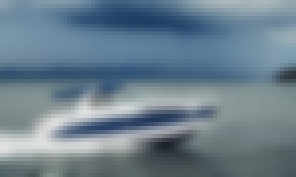 35' Bayliner Motor Yacht for 8 Guests in Tambon Mai Khao, Phuket