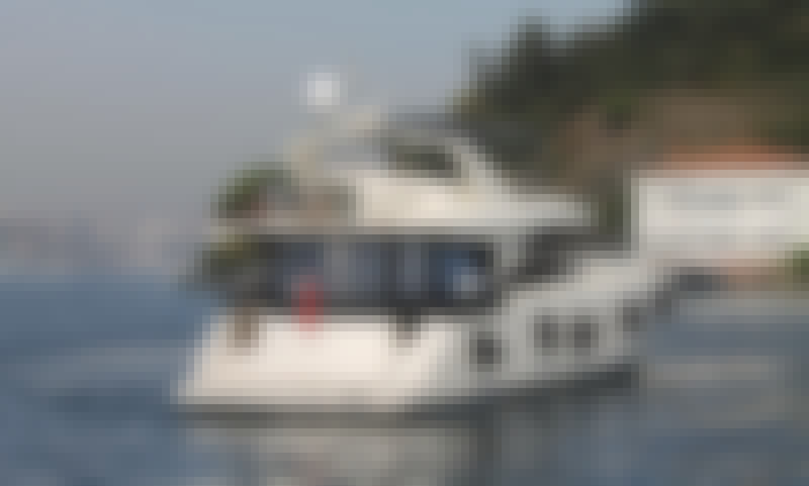 67' Princess Motor Yacht Charter - Accommodation Yacht in İstanbul
