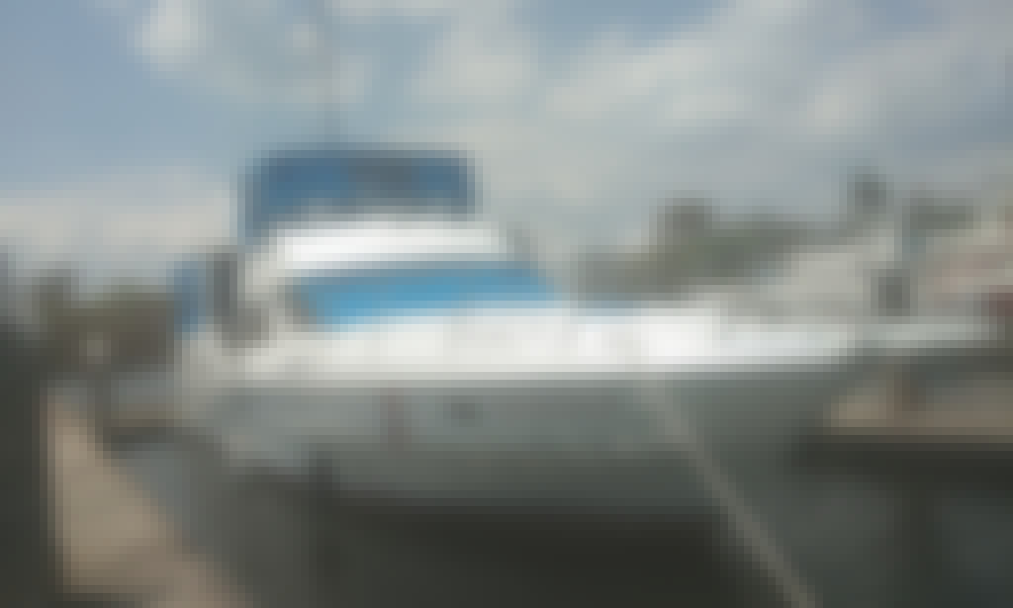 "Charter ""Blue Dream"" Motor Yacht for up to 20 people in Subic Bay, Zambales"