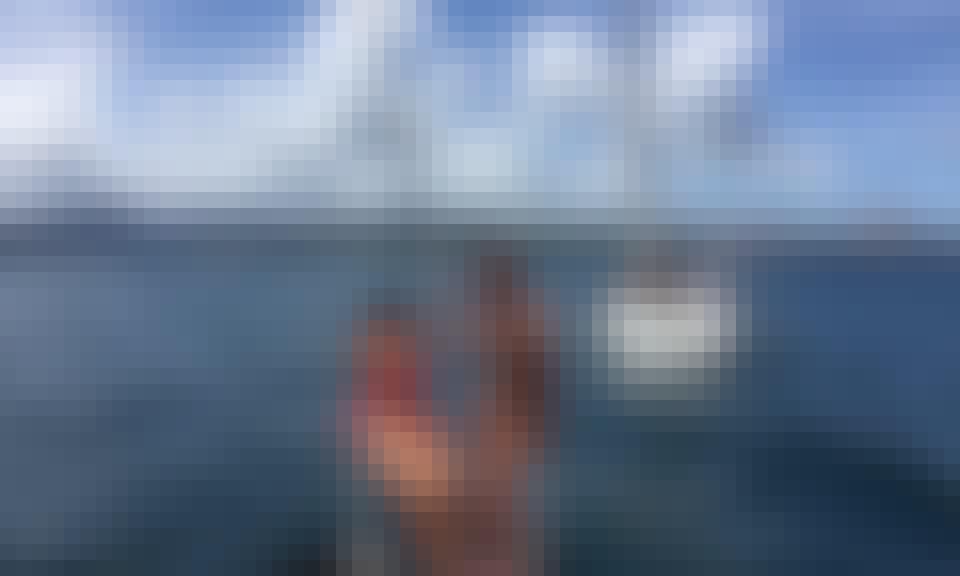 "9 People ""Selma Star"" Sailboat in Subic Bay, Zambales"
