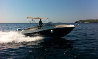 Power Yacht  Jeanneau Cap Camarat 755 in Croatia