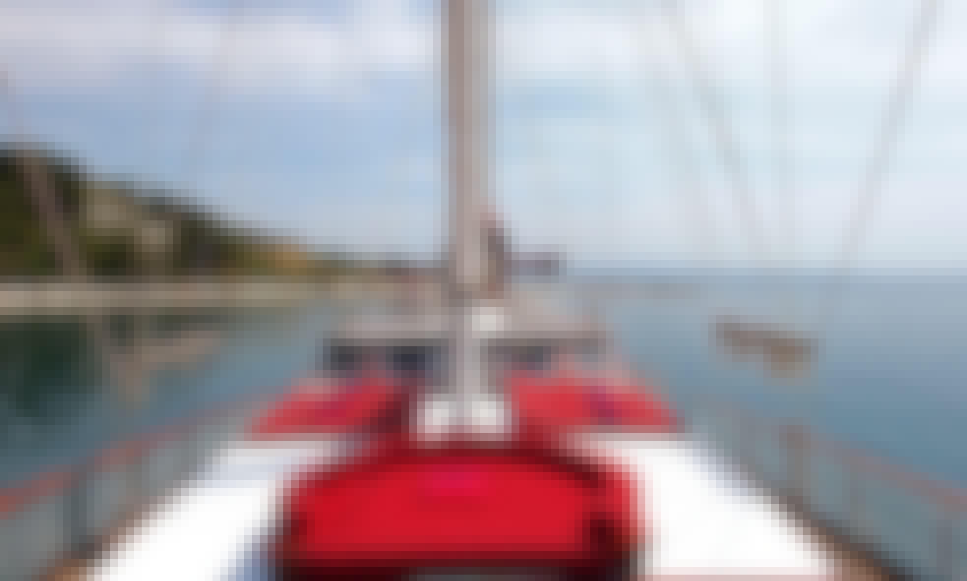 """Charter 33' Sailing Gulet """"Nostra Vita"""" in Split, Croatia"""