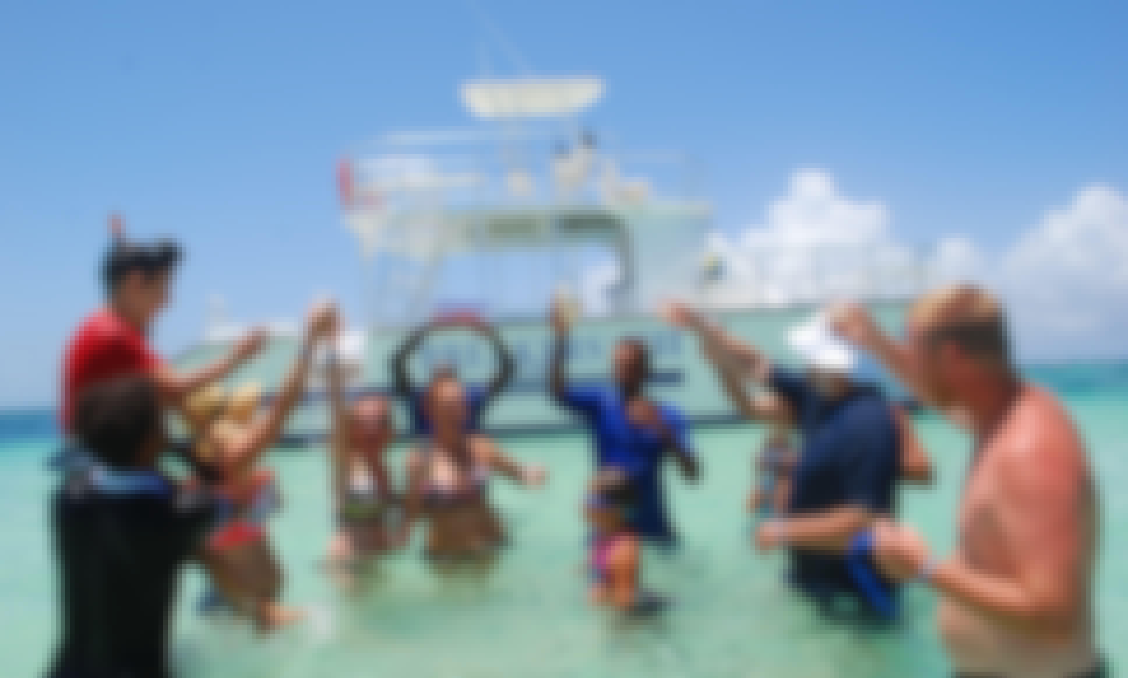 Breakers Catamaran Private Adventure