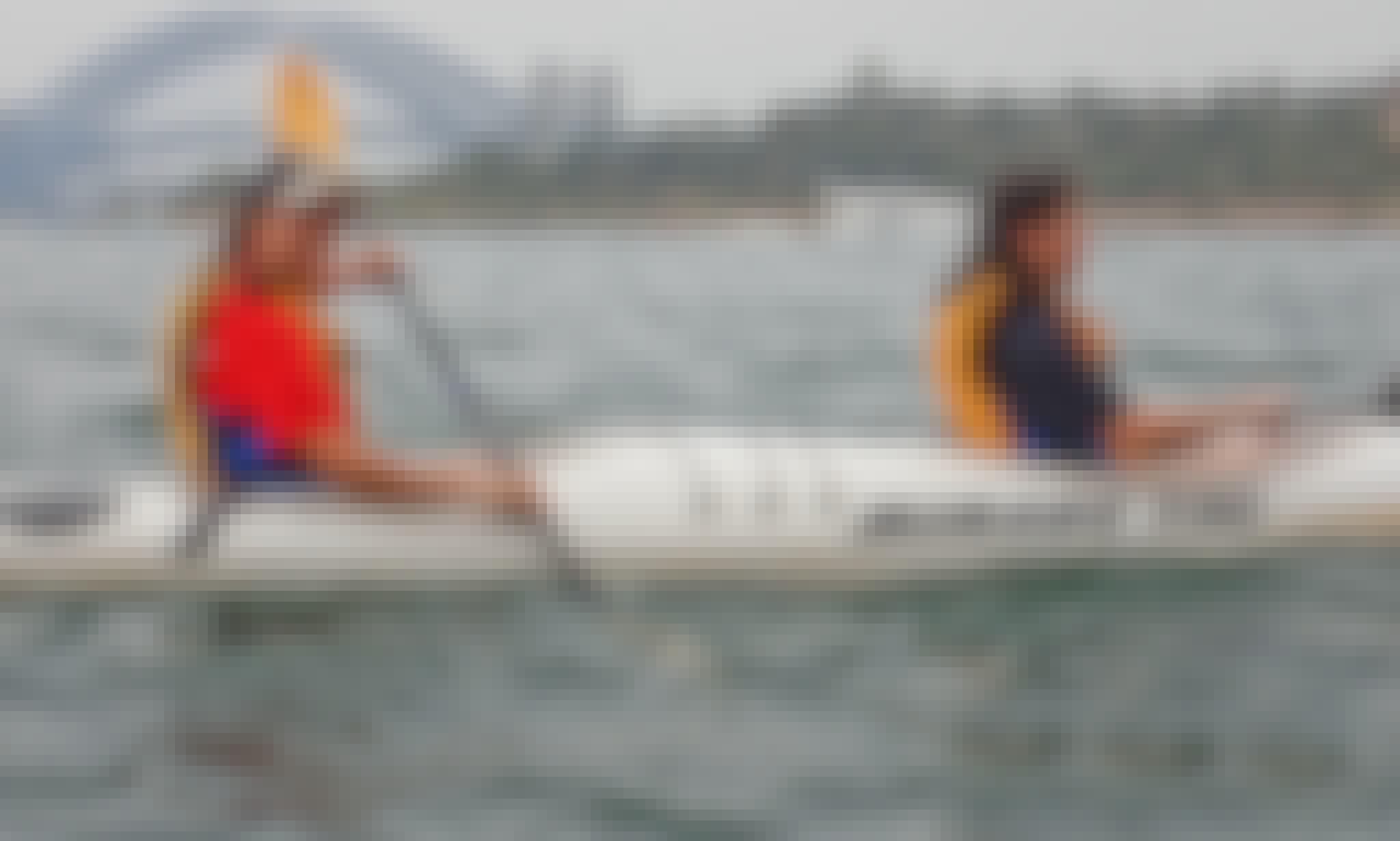 Unforgettable Kayak Tour Around Sydney Harbour