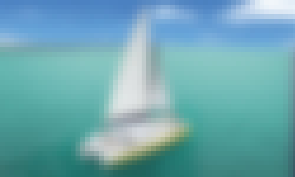 65' Custom-build Luxury All-Inclusive Catamaran Tour
