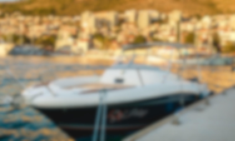 Dubrovnik Speed Boat Tour on Jeanneau Cap Camarat 755WA Bowrider!