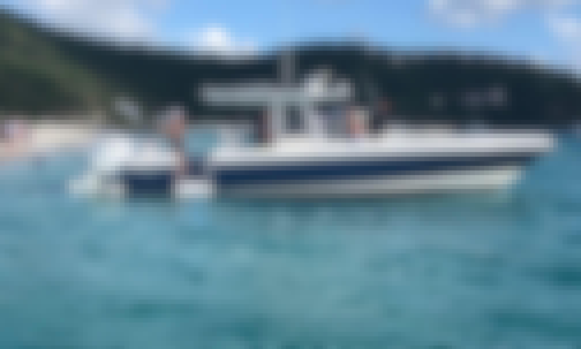 37 Foot Intrepid Center Console for 12 People in St John, U.S. Virgin Islands