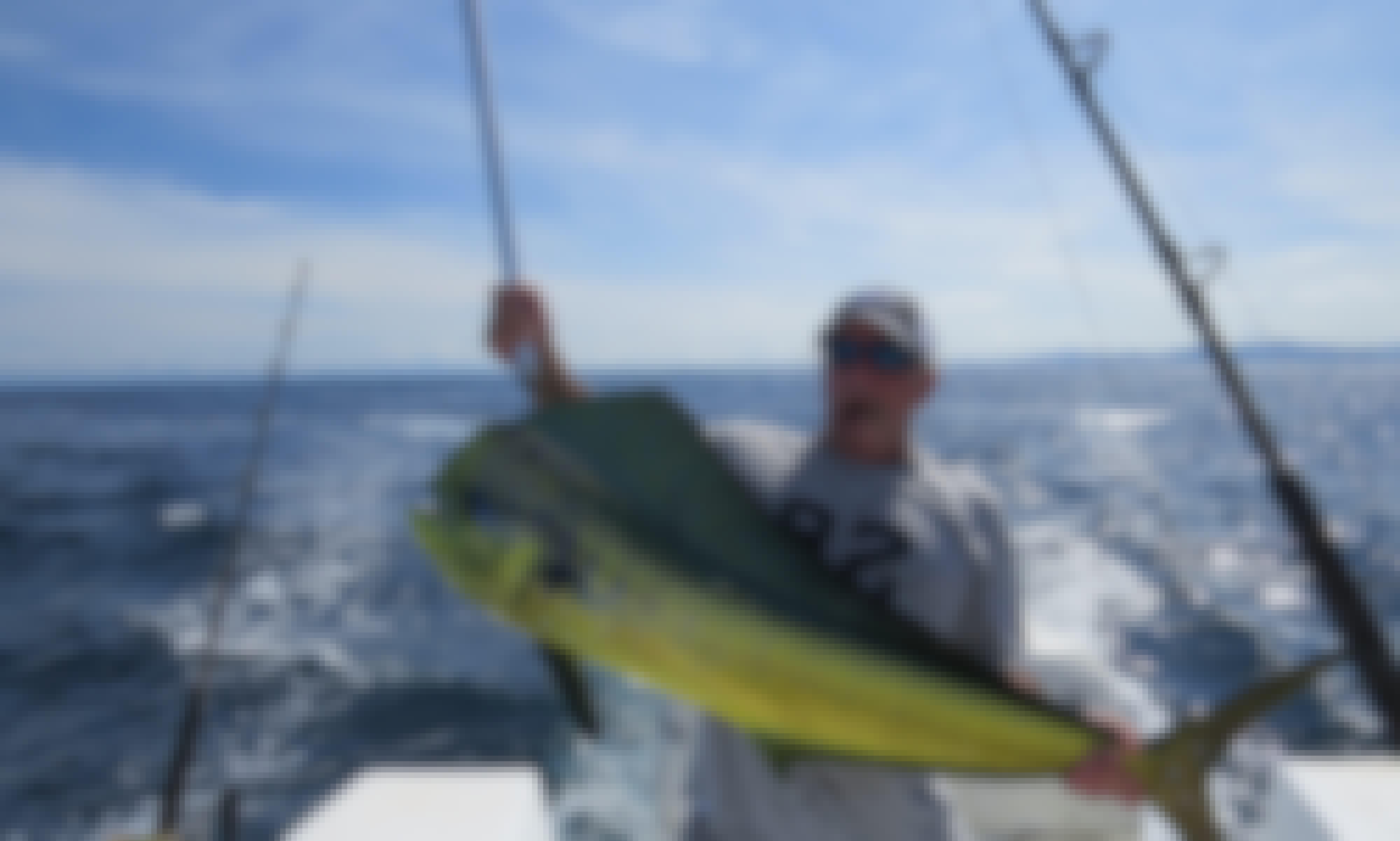 "Sportfishing ""Yellowfin III"" in Playa Flamingo, Guanacaste Costa Rica"