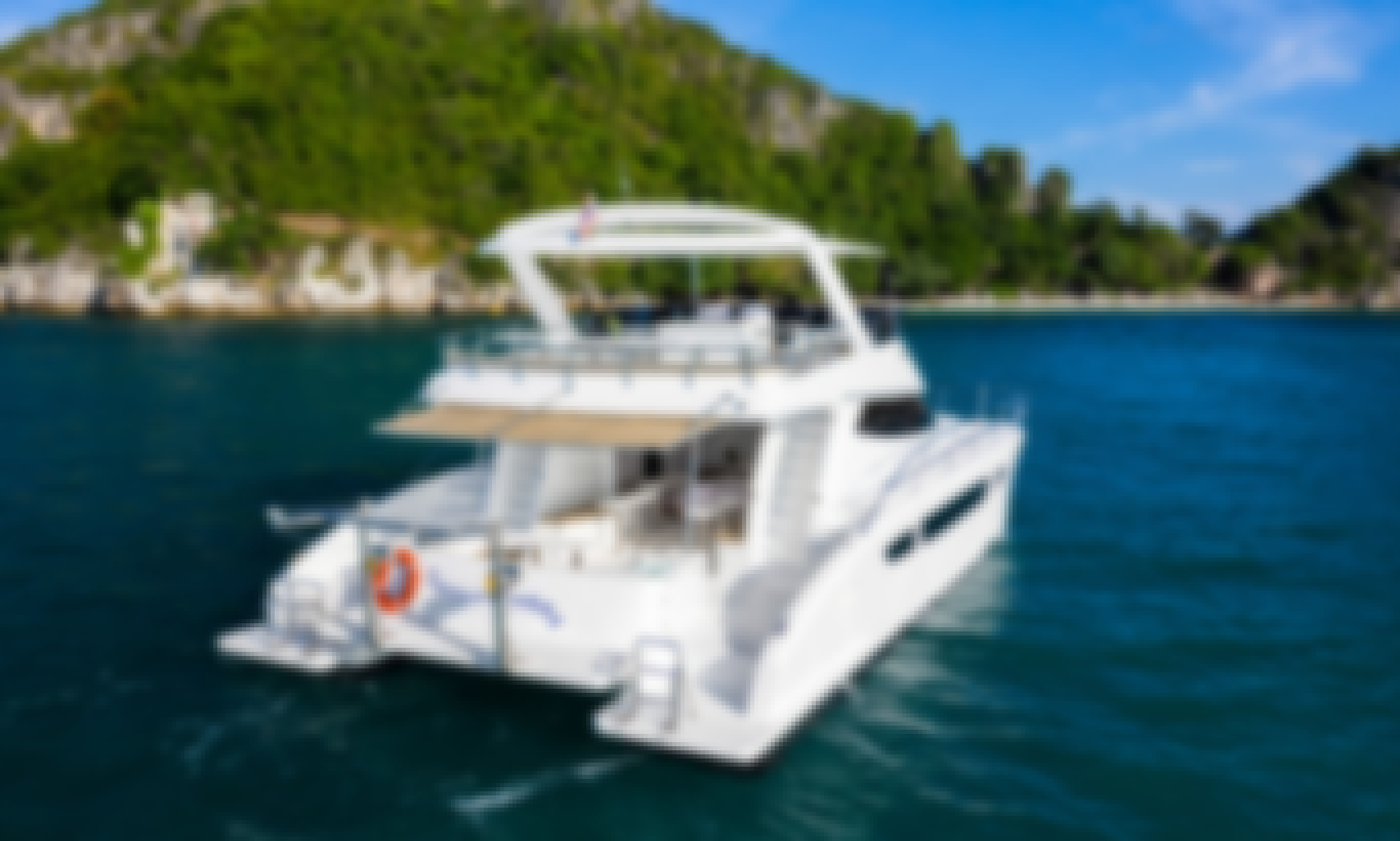 Private Charter with Skipper and Crew! Exclusive Yacht Experience for up to 45 People in Koh Samui, Thailand
