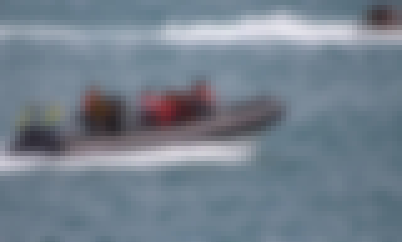 Charter a 10 Person Rigid Inflatable Boat in Mossel Bay, South Africa