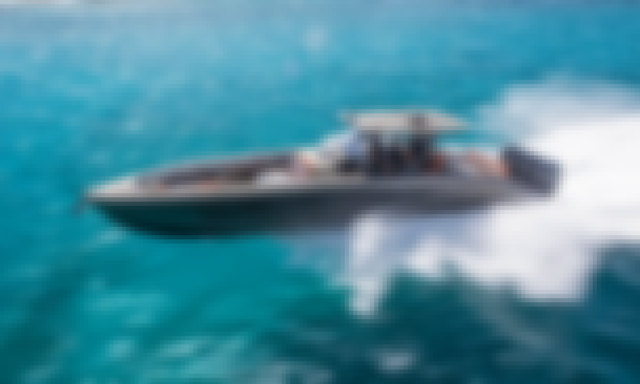 43ft Midnight Express for Charter in St. Thomas, U.S. Virgin Islands