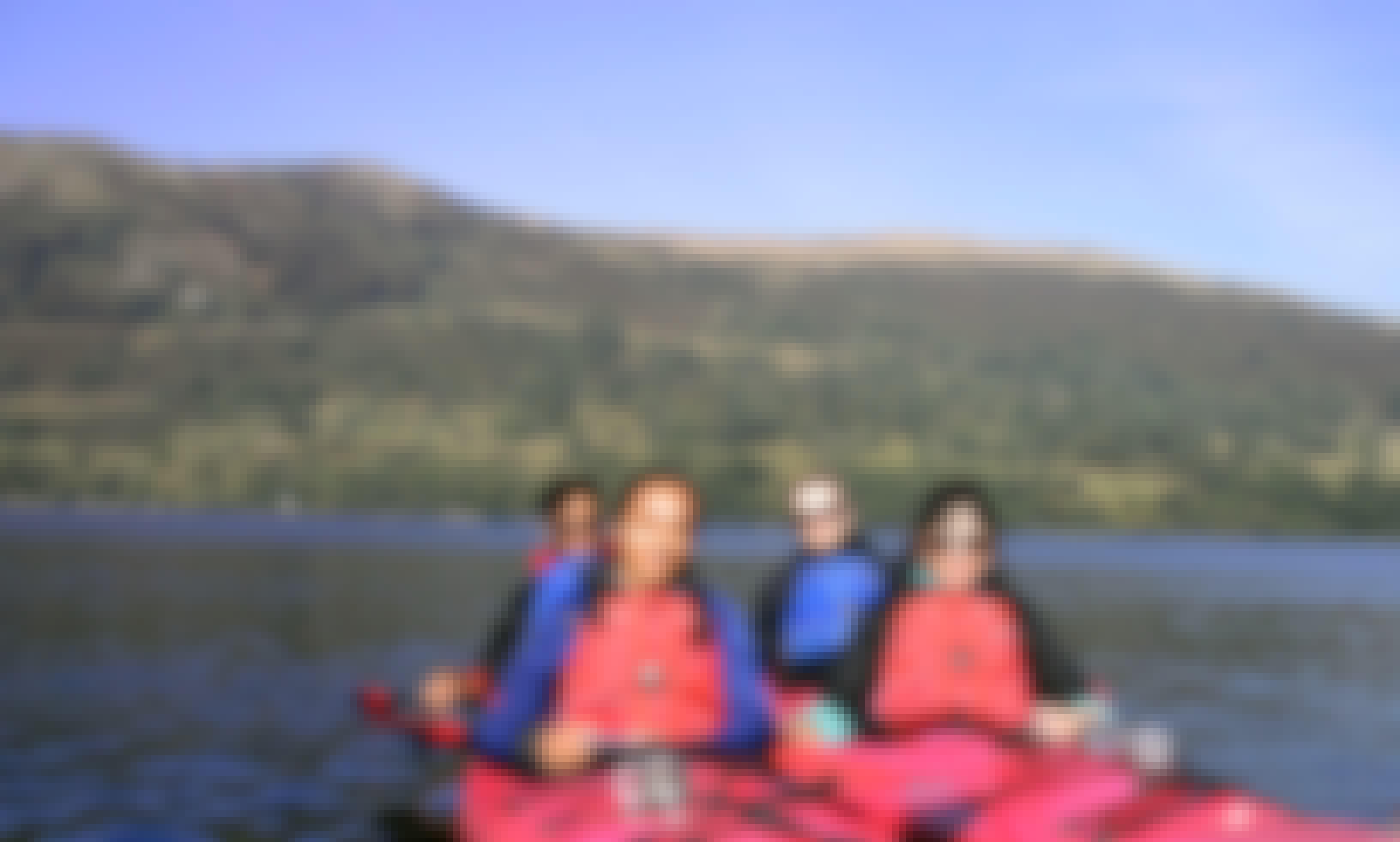 Kayak Tour Ullswater