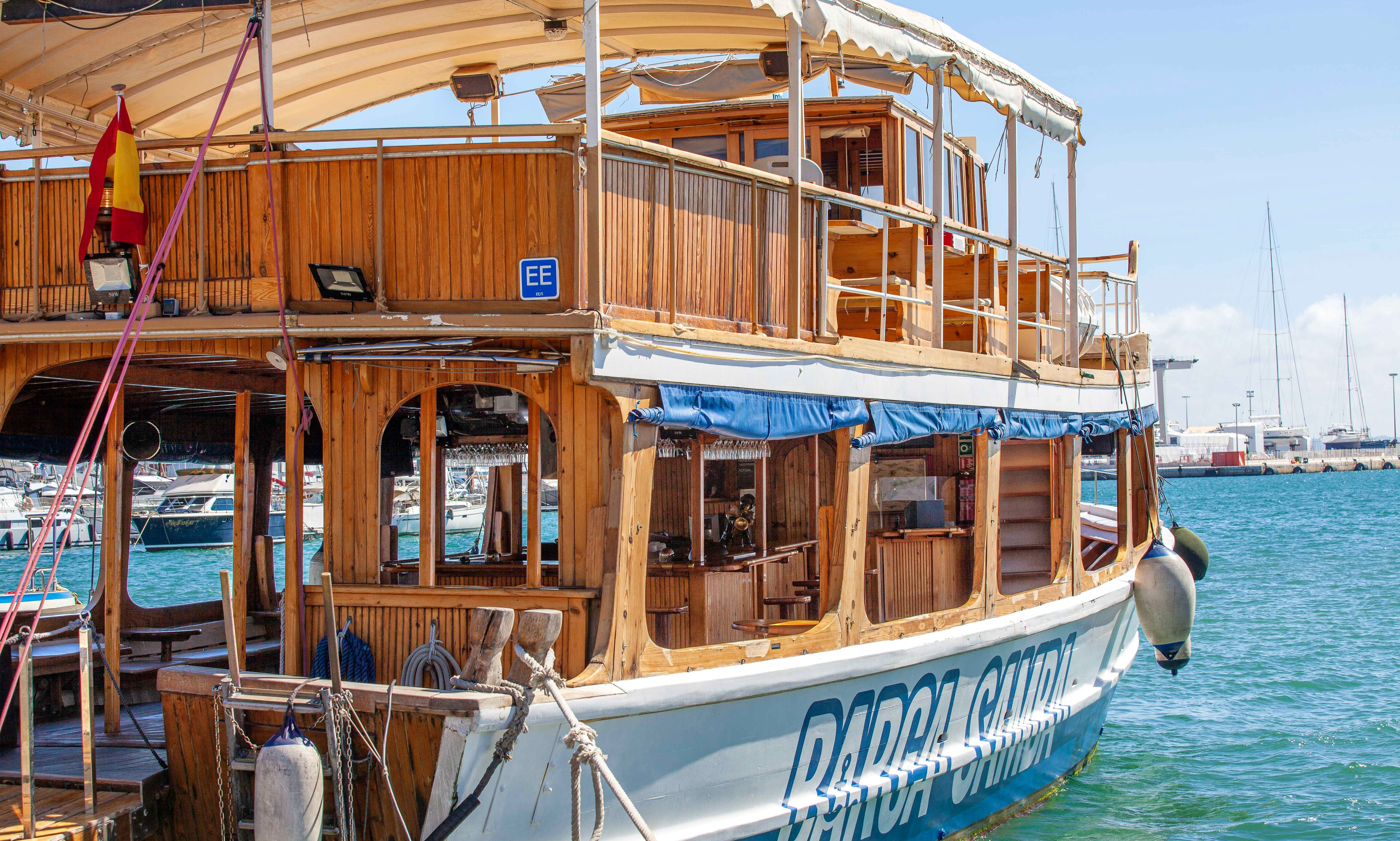 Private Party Boat Charter In Palma De Mallorca Getmyboat