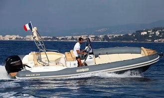 Brandnew 2020 Salpa Soleil 23 for 9 People in Ornos, Greece!