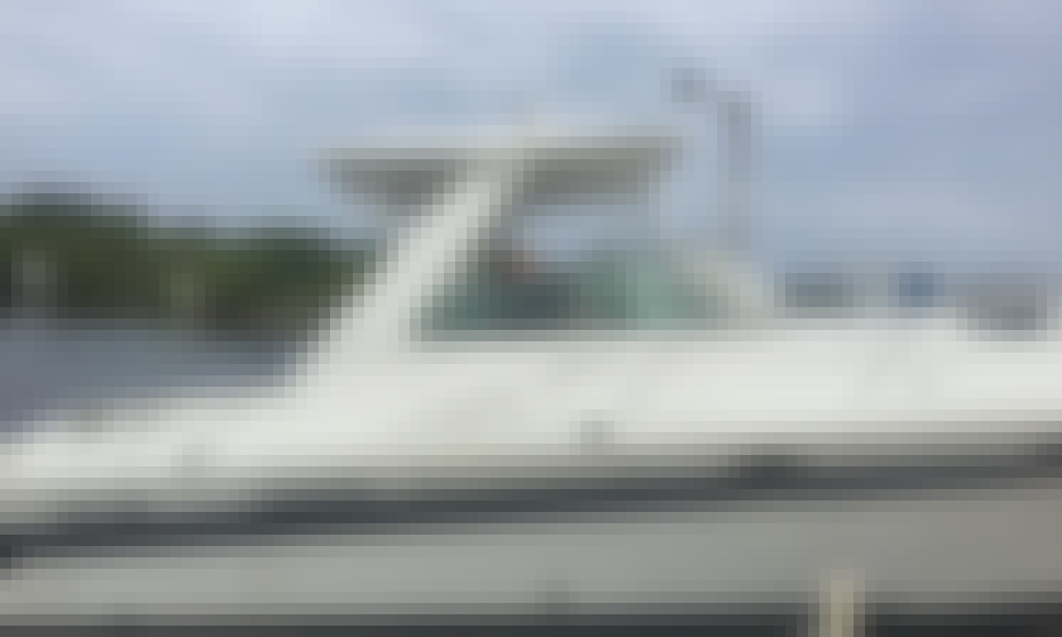 Luxury 33 ft Power Boat in San Pedro, Ambergris Caye, Belize