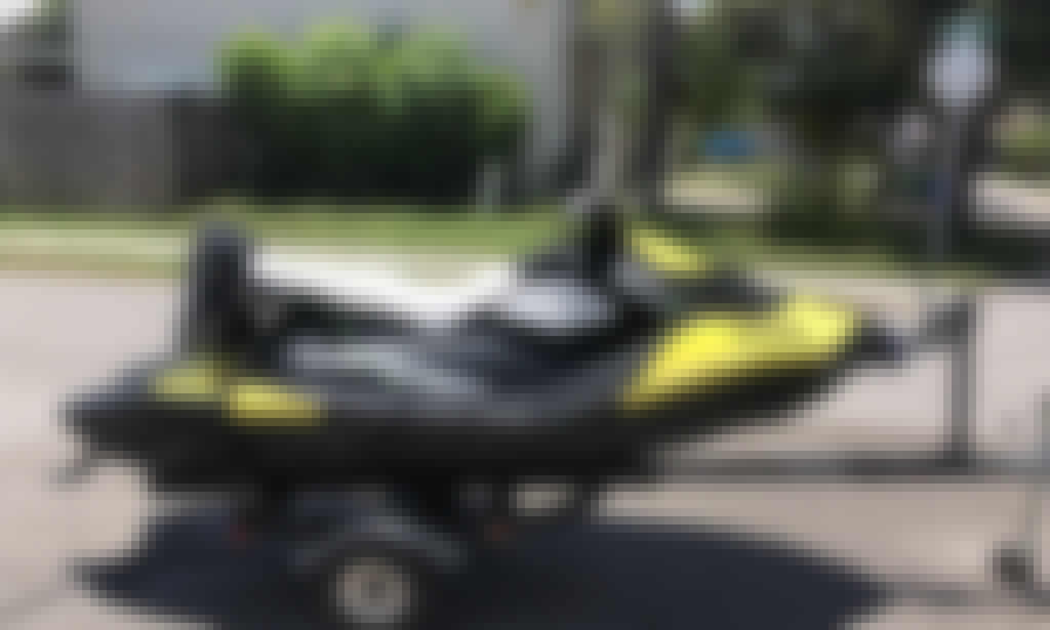 Rent and Experience the Three Seater SeaDoo Jet Ski in Coral Springs