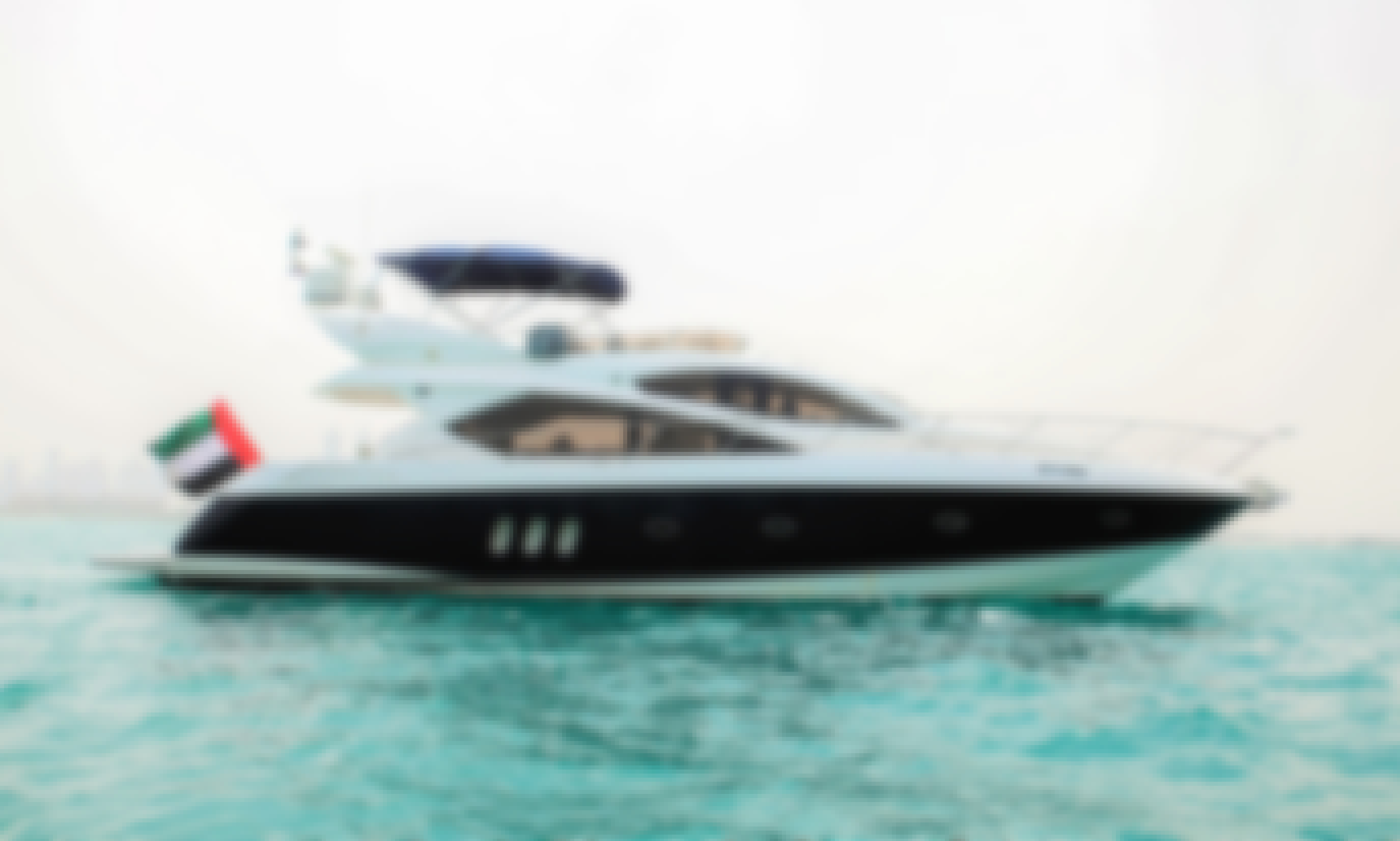 Rent Yacht in 64' Sunseeker Motor Yacht for 15 pax from Luxury Collection in Dubai