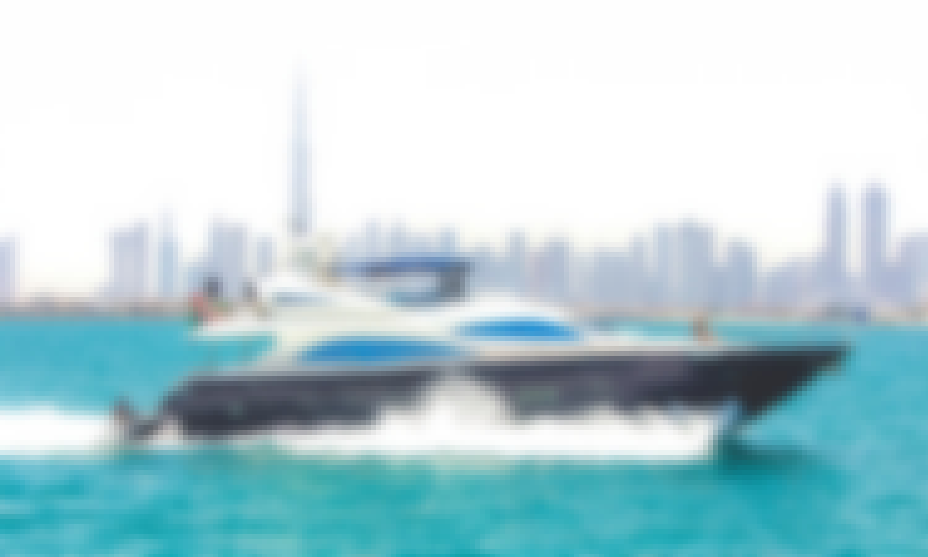 Rent Yacht in Dubai 90 ft - (for 20 pax) - Luxury Collection