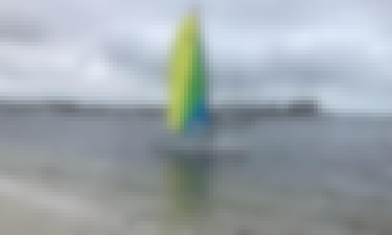 Sailing Adventure Escape in Biscayne Bay
