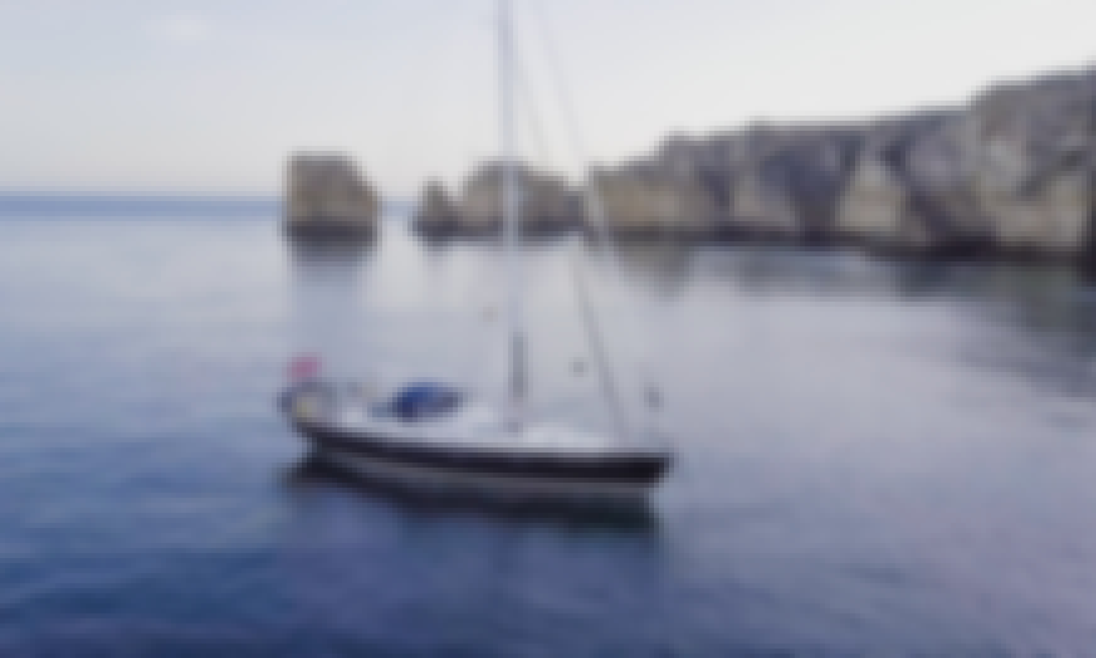 Crewed and private sailing holidays in and around Portugal, on a Beneteau 57.