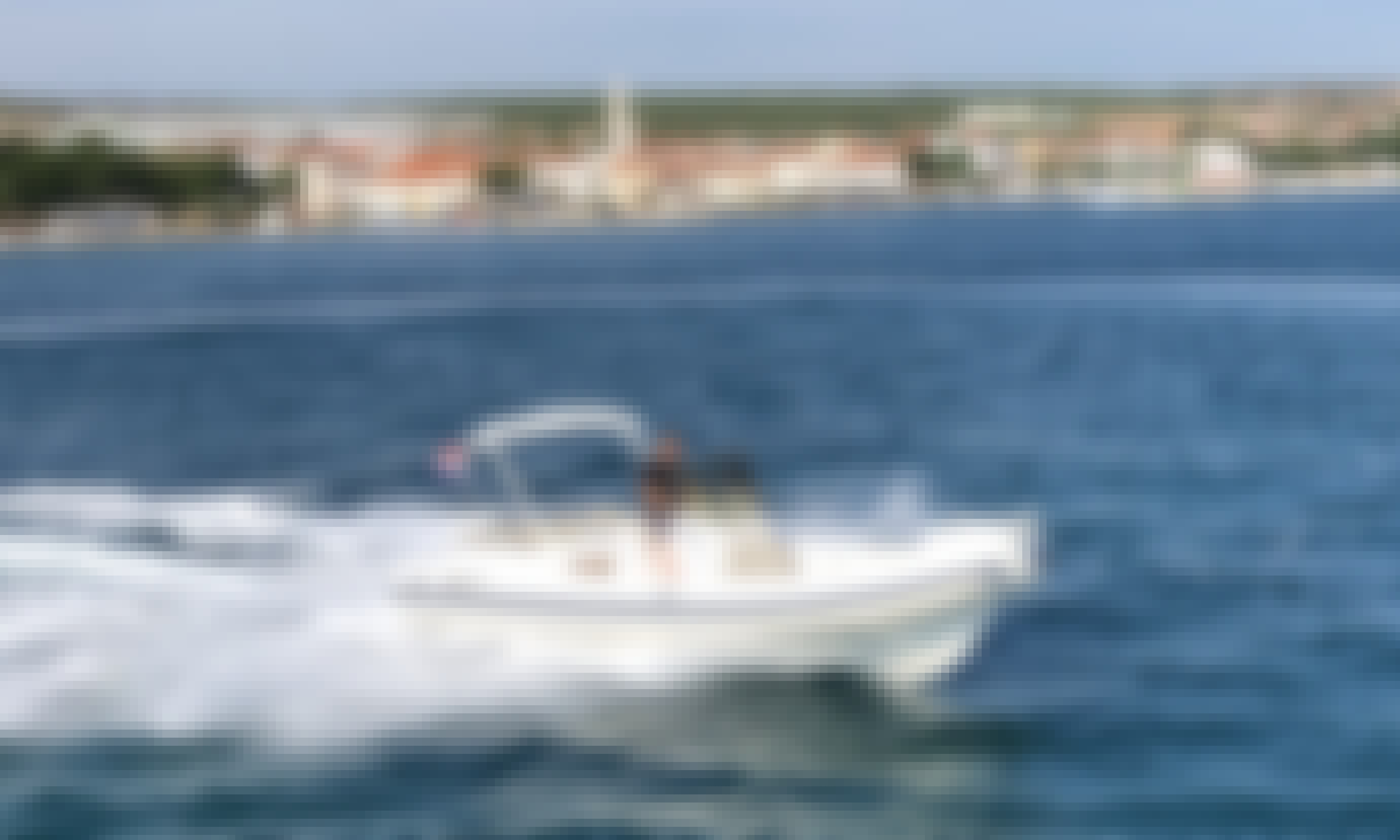 Nuova Jolly Blackfin 25 RIB with Evinrude 250 Outboard Motor in Biograd na Moru