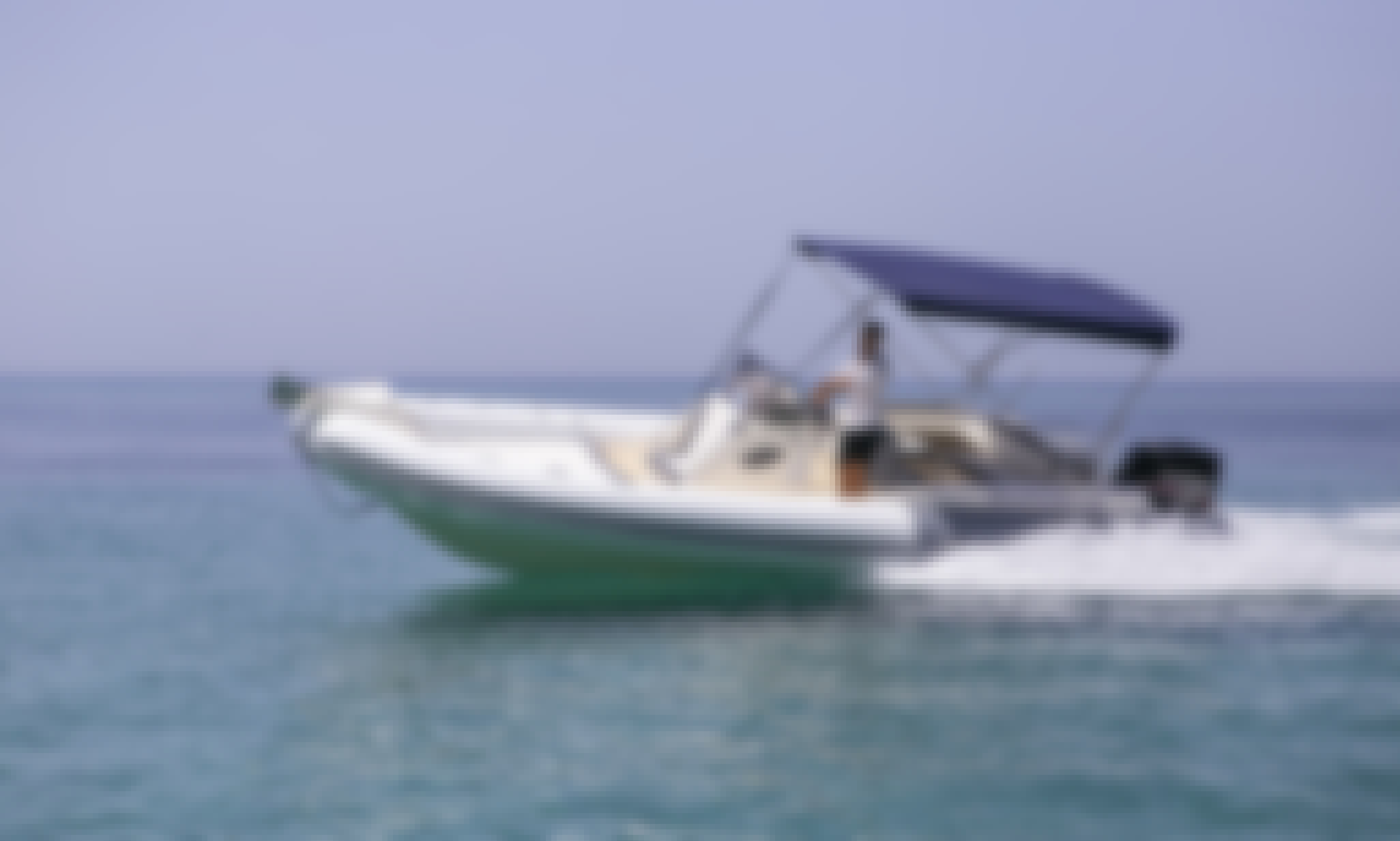Charter MAESTRALE 28  Man Rigid Inflatable Boat in Tropea, Italy