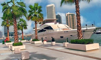 Boat Charter in Dubai for 65 Guests!