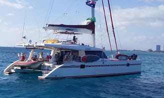 Explore Hawaii with our Two Catamarans!