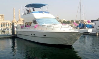 Luxurious 65ft Yacht for Charters/Parties/Sightseeing-Amazing price, Quality service