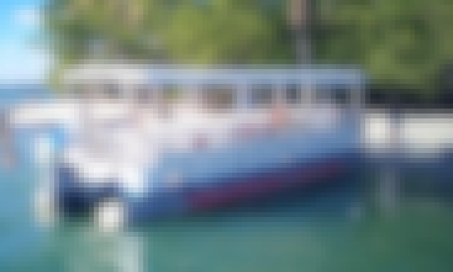 ** Miami Cruise - 35 Ft PARTY PONTOON