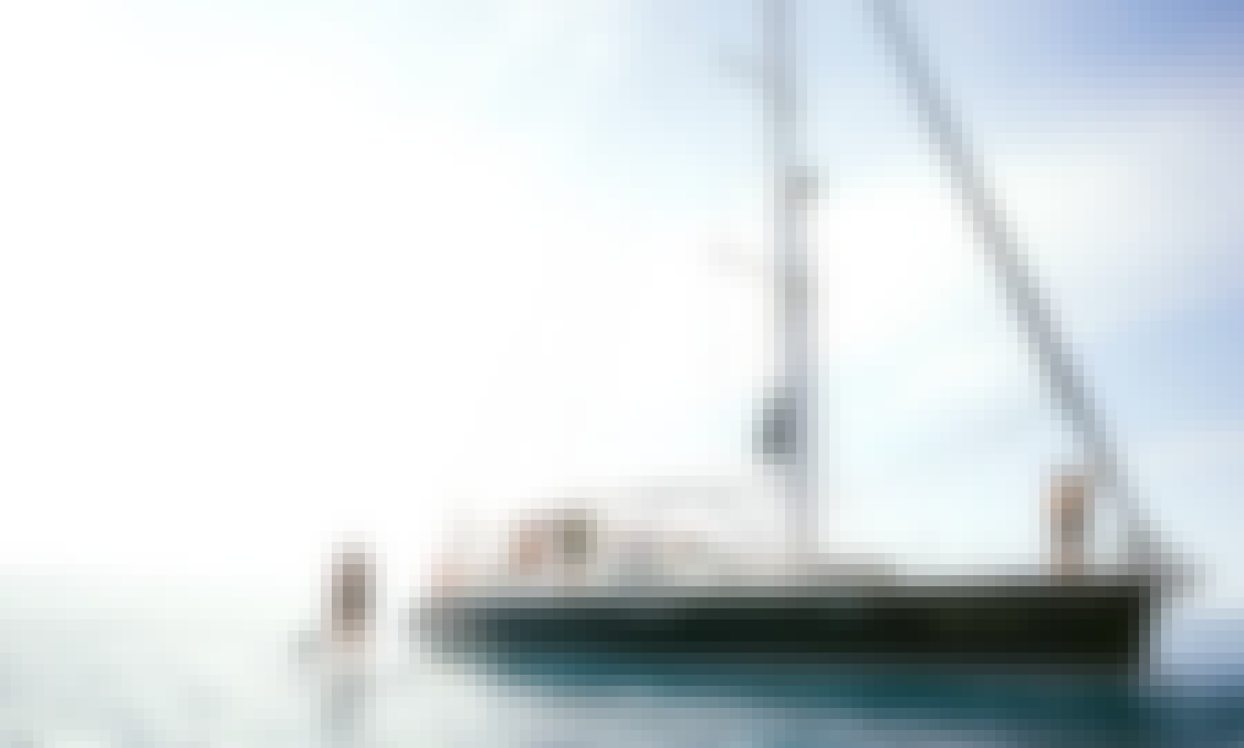 MiLady Cabin Yacht Charter in Airlie Beach, Queensland