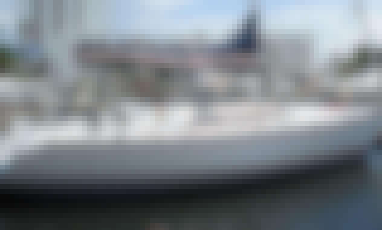 Power boat in Margate