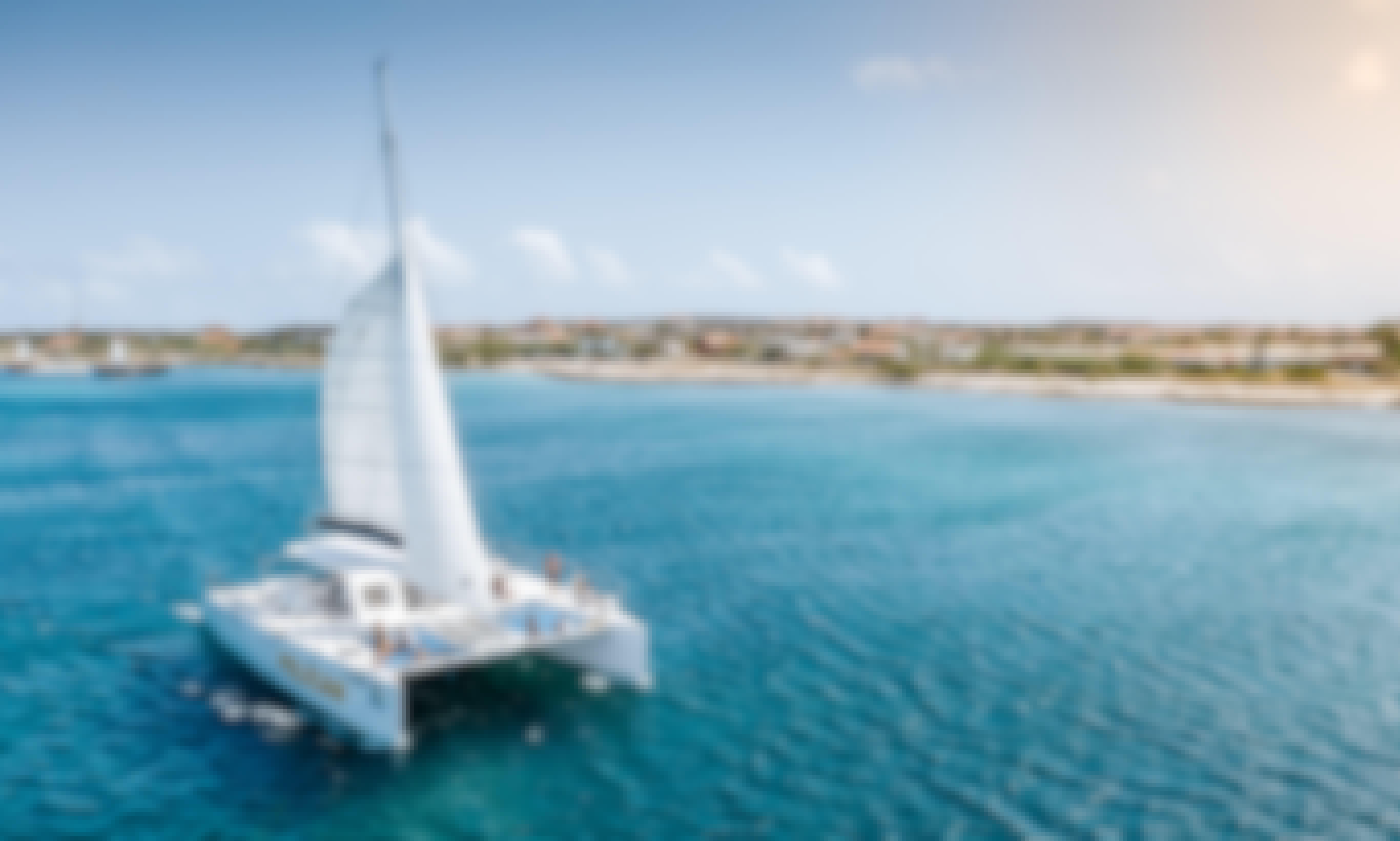 65' Cruising Catamaran Charter in Noord, Aruba