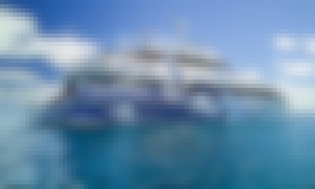 Port Douglas Reef Day Tour on AquaQuest Yacht!