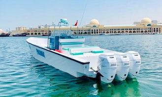 Exciting Fishing Adventures around United Arab Emirates with Captain Aziz