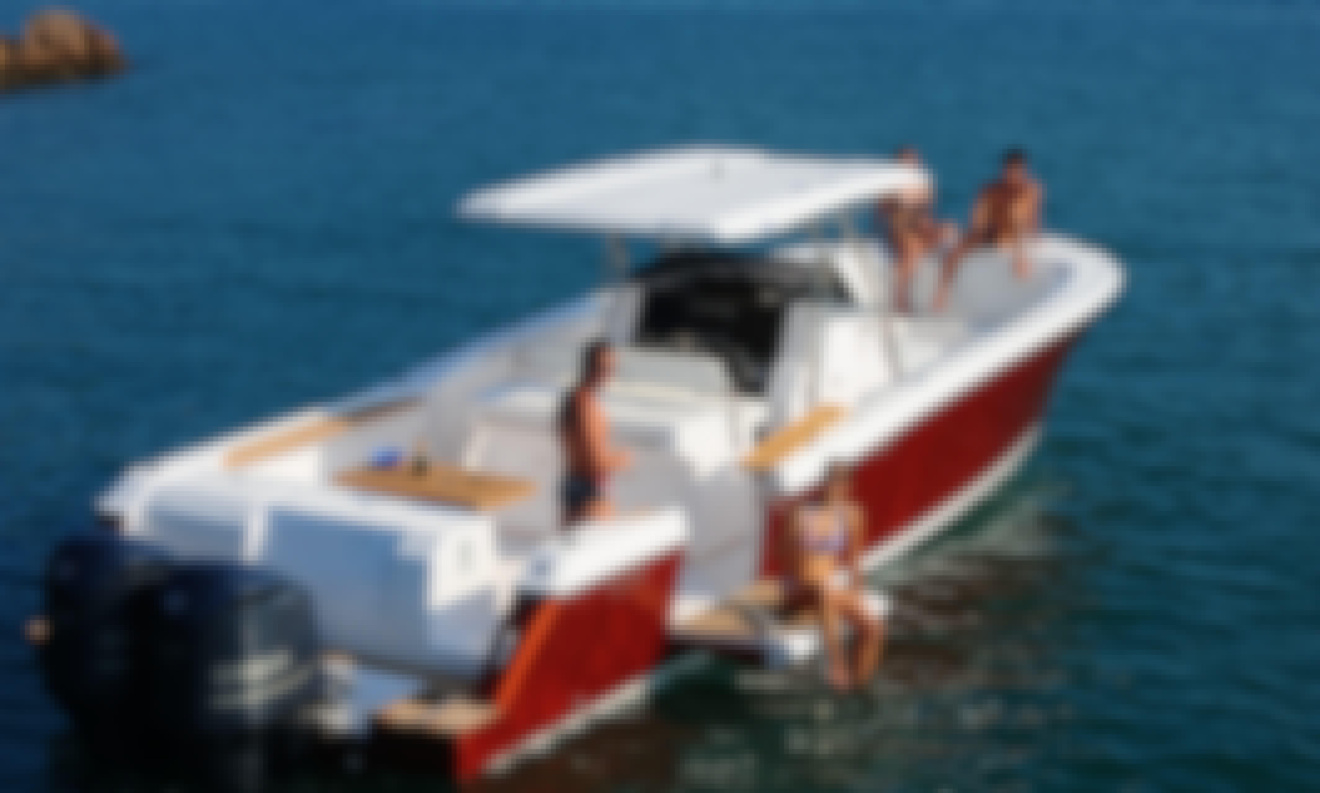 SABI - Raptor 375 - Private Luxury Speedboat in Phuket