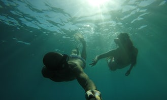Snorkeling in the Most Beautiful Place in Montenegro