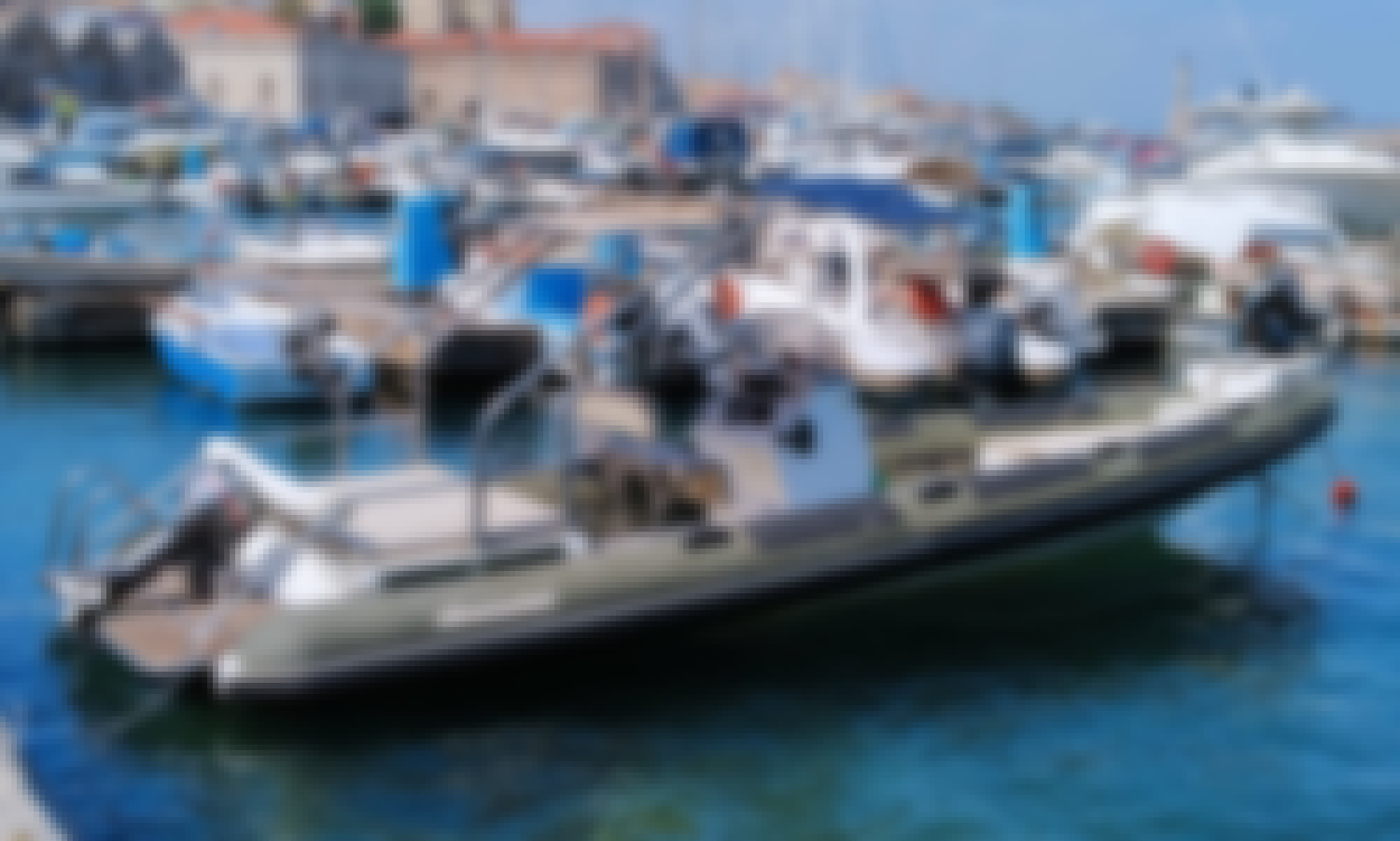 RIB Rental in Chania with or without Skipper