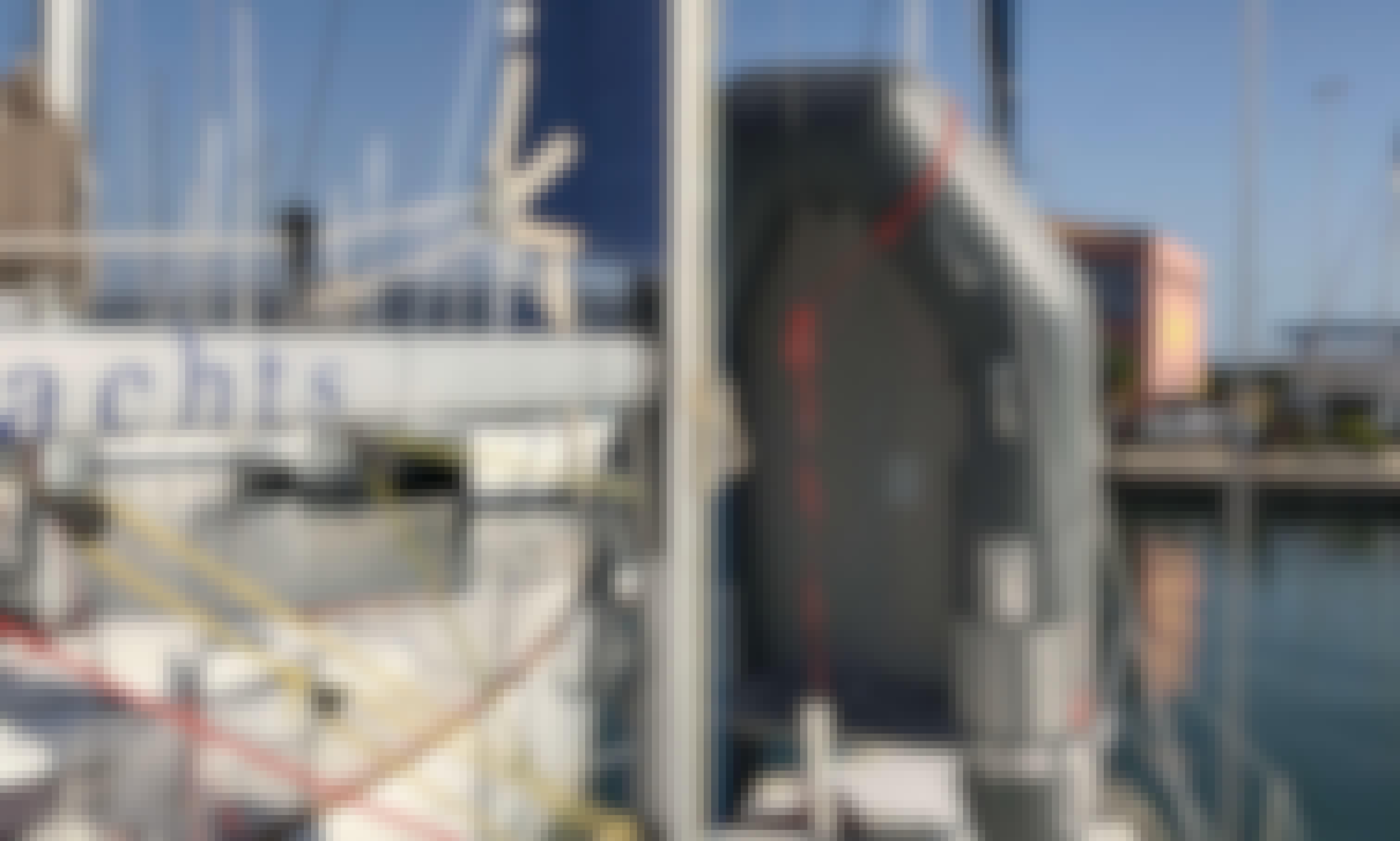 Charter Jeanneau Sun Odyssey 35 in Lefkada, Greece!