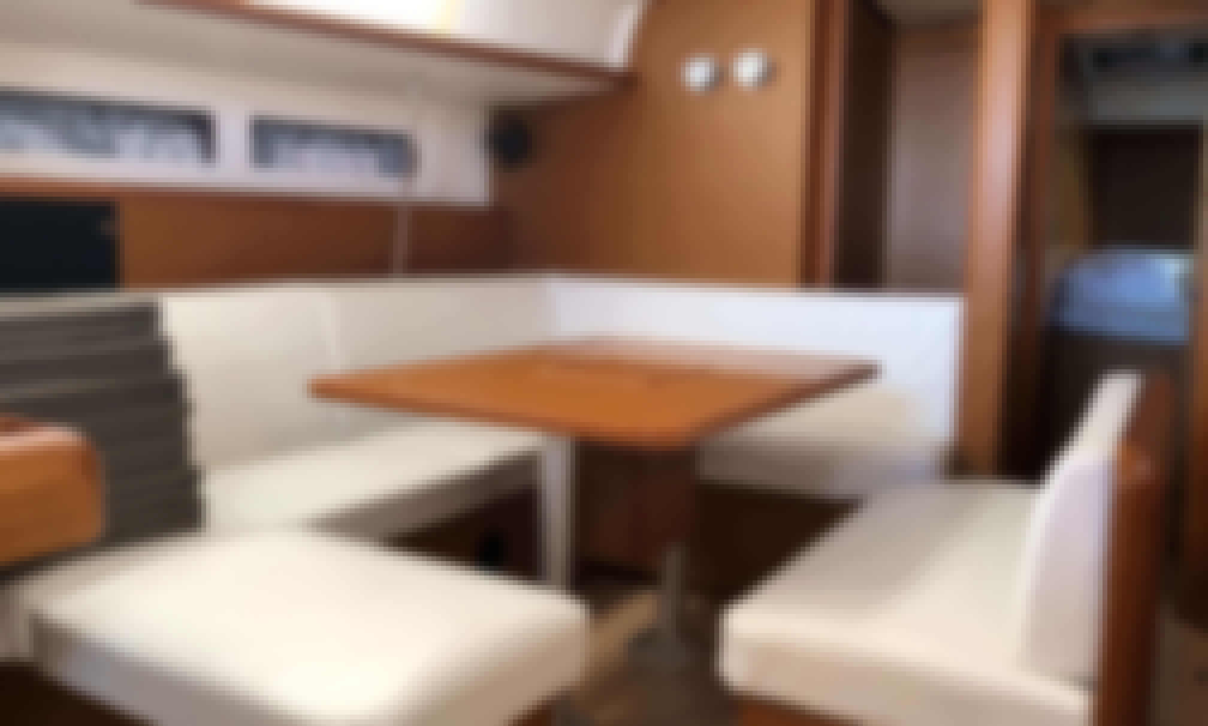 Jeanneau Sun Odyssey 469 Sailboat based in Lefkada, Greece