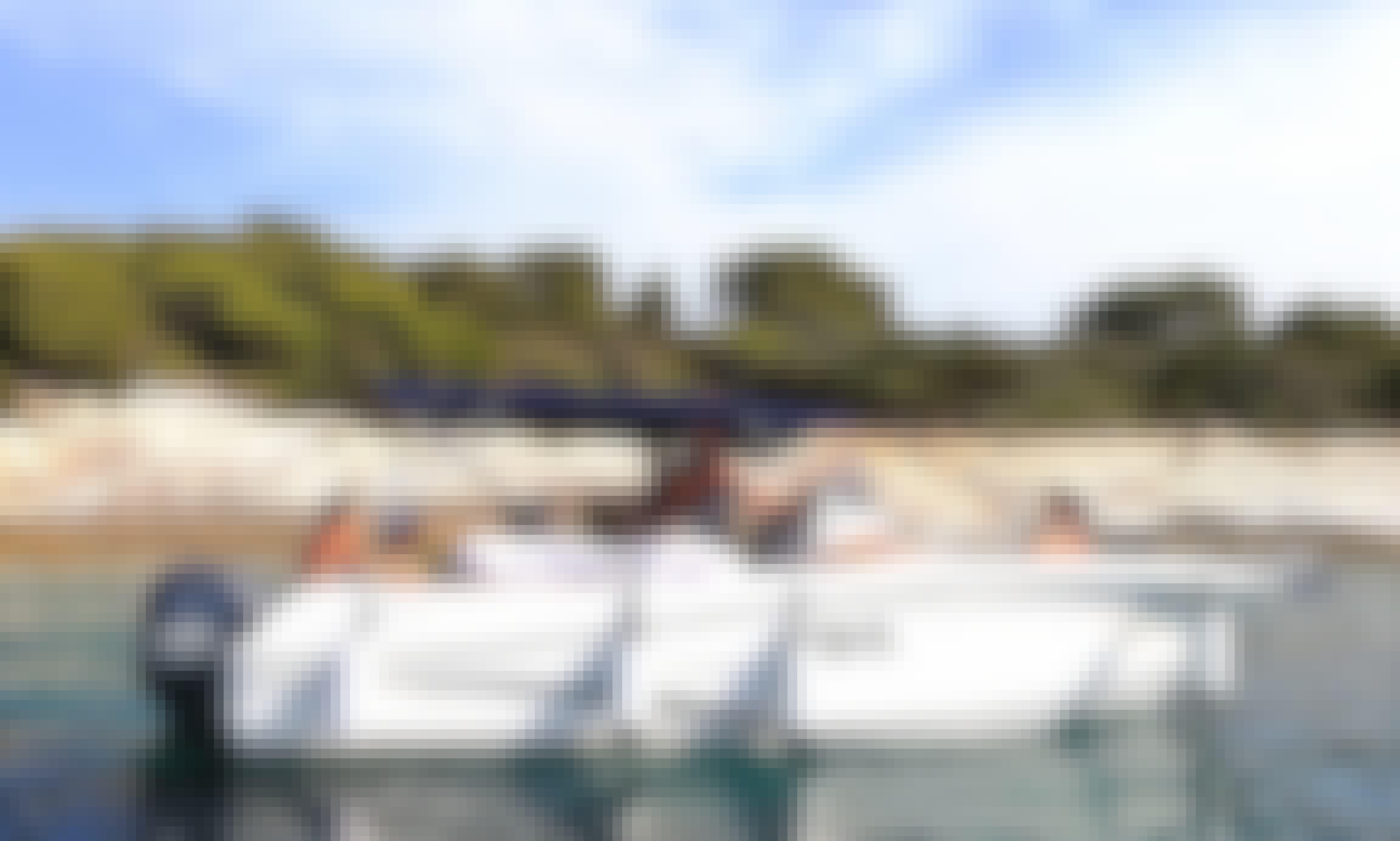 Rent Speedboat Cap Camarat 750 in Vela Luka, Croatia